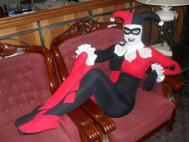 Relaxing by theprincessbee