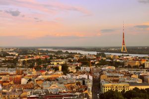Riga. by Fiedka