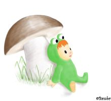 Froggie by Bambr