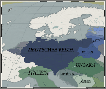 Germany is too small by Jockehh