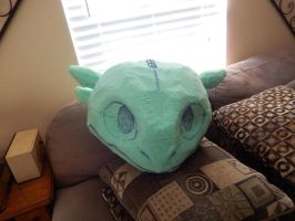 Toothless head base2 by AlieTheKitsune