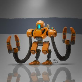 Render Bot by shinypants