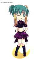 Fan Art Kosho Chibi by Koori Sae Chan by Kami-ConDA