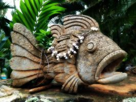 Stone Fish by LyndellLee
