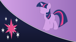 Twilight Sparkle Wallpaper [Series 3] by Mateo-theFox