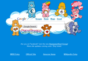 Care Bears Startpage by AwesomeStart