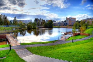 Umea Universitet -2 by canbayram