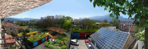 Greenoble - Vue Balcon Ludo by Ludo38