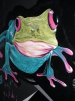 Frog3 by Carneiro22