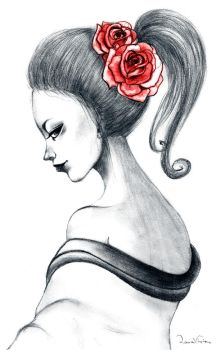 Lady rose red by Lara-style