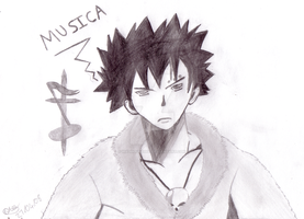 Rave Master: Musica by madhouse1991