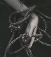 The rope by NataliaDrepina