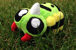 Spinerak Plush by Glacdeas