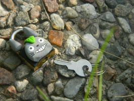 Tutorial: Totoro Lock by NerdEcrafter