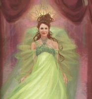 Princess Mary Alyss by Isileil