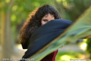 Mother Gothel Cosplay by Morganita86