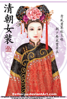 Traditional chinese dress by Estheryu
