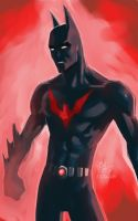 Batman Beyond by EJ-Su