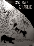 Je suis Charlie by JuneArtifice