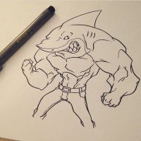streetshark ink by Anny-D