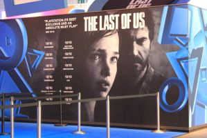 Gamescom 81 - The Last of Us by SasukeTheRevenger