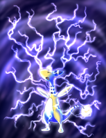 DISCHARGE by IcelectricSpyro