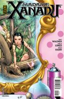 Madame Xanadu Cover 19 by Tentopet