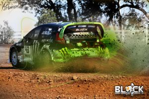 Kenblock gymkhana wallpaper by ksbansal