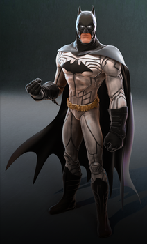 Batman New 52 Toon Texture by 6and6
