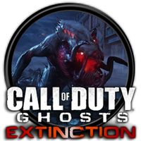 Call of Duty: Ghosts - EXTINCTION - Icon by Blagoicons
