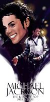 The KING of POP by DeeK-MantooF