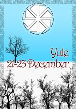 Yule 2014 by ThePoisonedRose