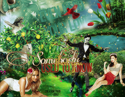 Somebody that I used to know blend by byCreation