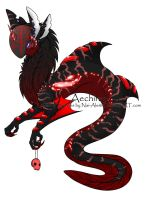 Aechirae Adoptable ~ closed by BiahAdopts