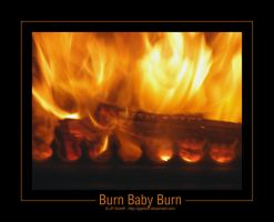 Burn Baby Burn by jpgreeff