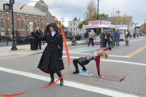 2015 Monster Mash, Mashing Contortionis With Whirl by Miss-Tbones