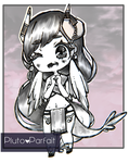 Dragon-mimi Chibi by Pluto-parfait