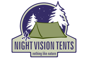 night vision tents by colorchrome