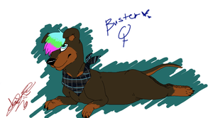 Buster RQ by connorkawaiiway