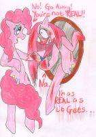 Mare In The Mirror by MLP-HatersGonnaHate