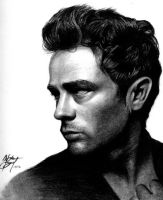James Dean 2 by Dead-Beat-Nick
