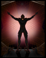 Exodys Cover by AtlasArtifex