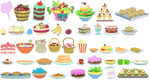 Food Accessory Set by SelenaEde