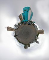 Urban Wee Planet by Jase036