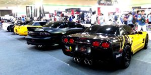Chevy Supercar Paradise by toyonda