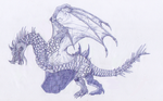 Wyvern by ZoMbiEsANDdRaGonS