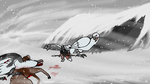 Blood on the Snow by fruitbatslyra
