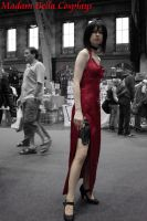 Ada Wong Resident Evil 4 Cosplay by MasterCyclonis1