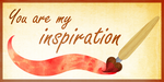 Inspiration Valentine by Happbee