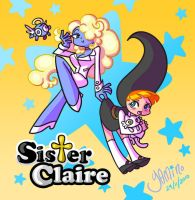 Sister Claire PSG Style by Yamino